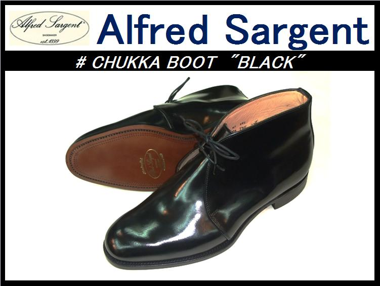 �ڥ���ե�åɥ���������ȡۡ�2/2�����١�<br>CHUKKA BOOT<br>BLACK